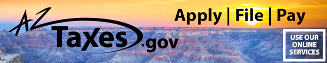 AZTaxes.gov Opens in new window