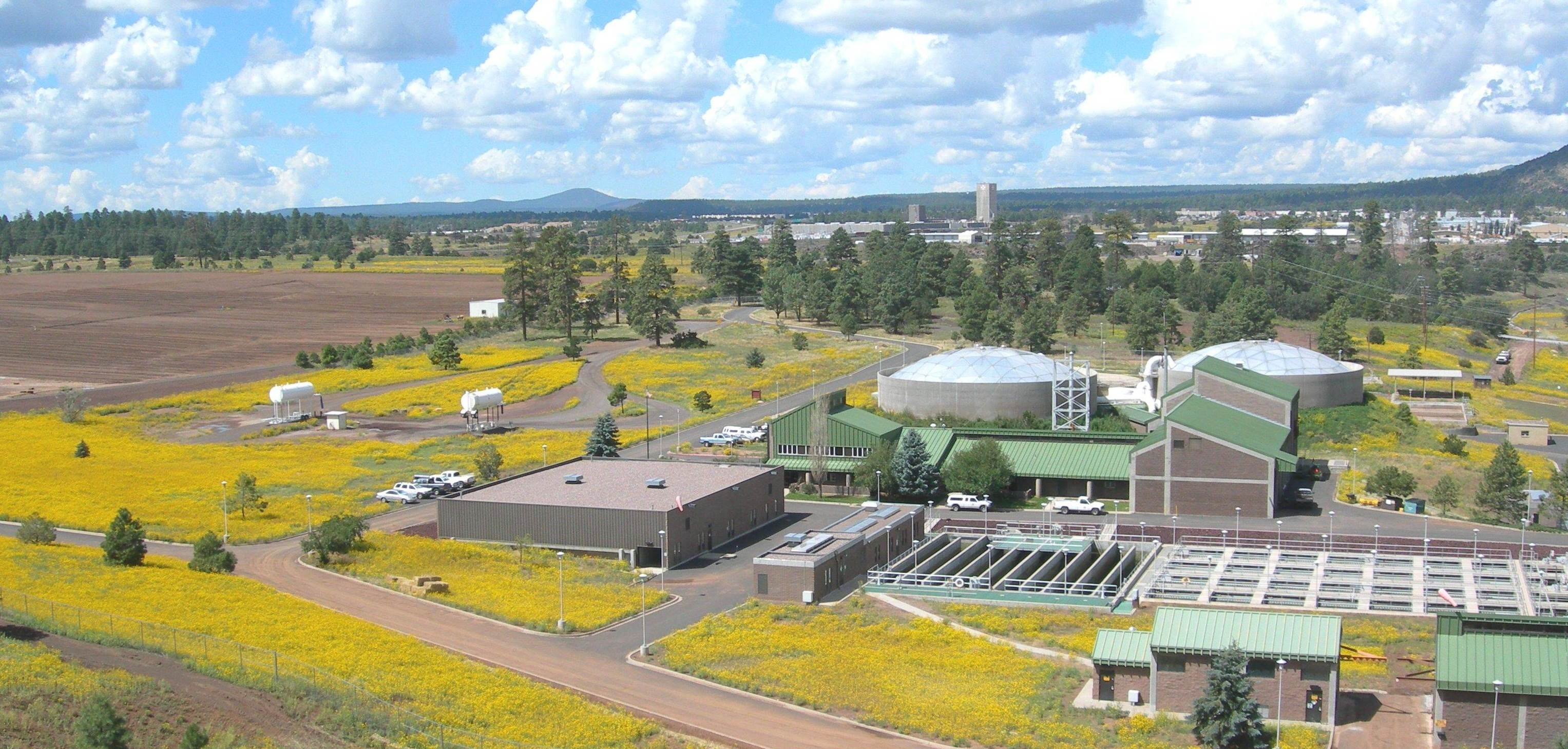 Wildcat Hill WWTP