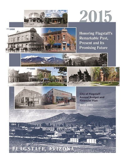 2015 City of Flagstaff Annual Budget and Financial Plan (PDF)
