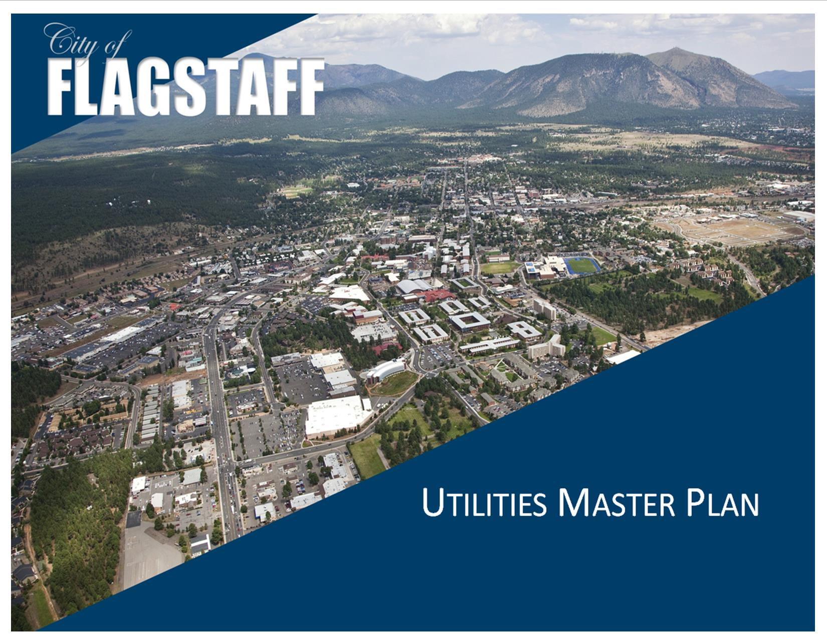 Utilities Integrated Master Plan