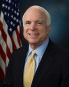 Photo of Senator McCain