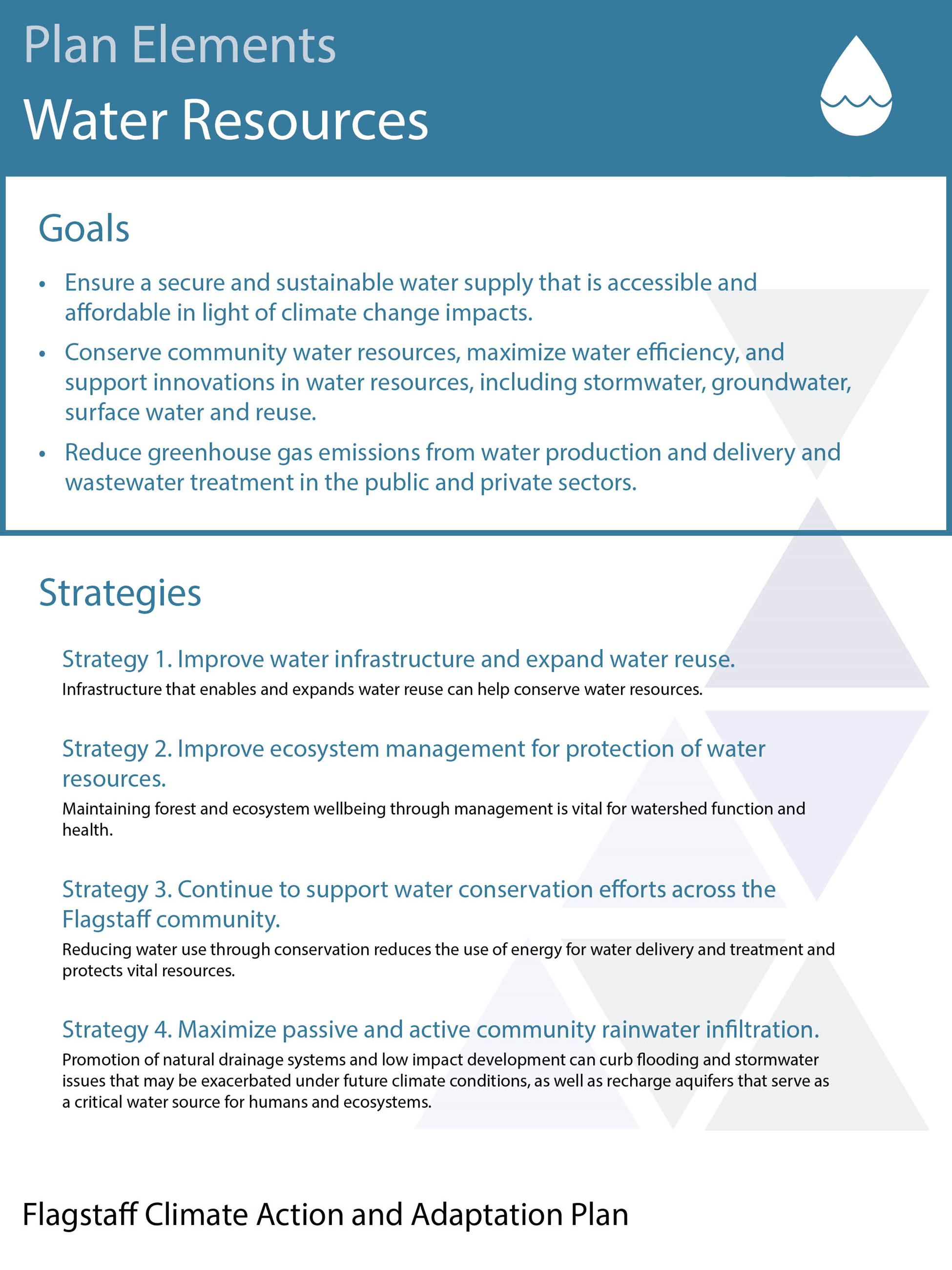 water goals and strategies_October Draft