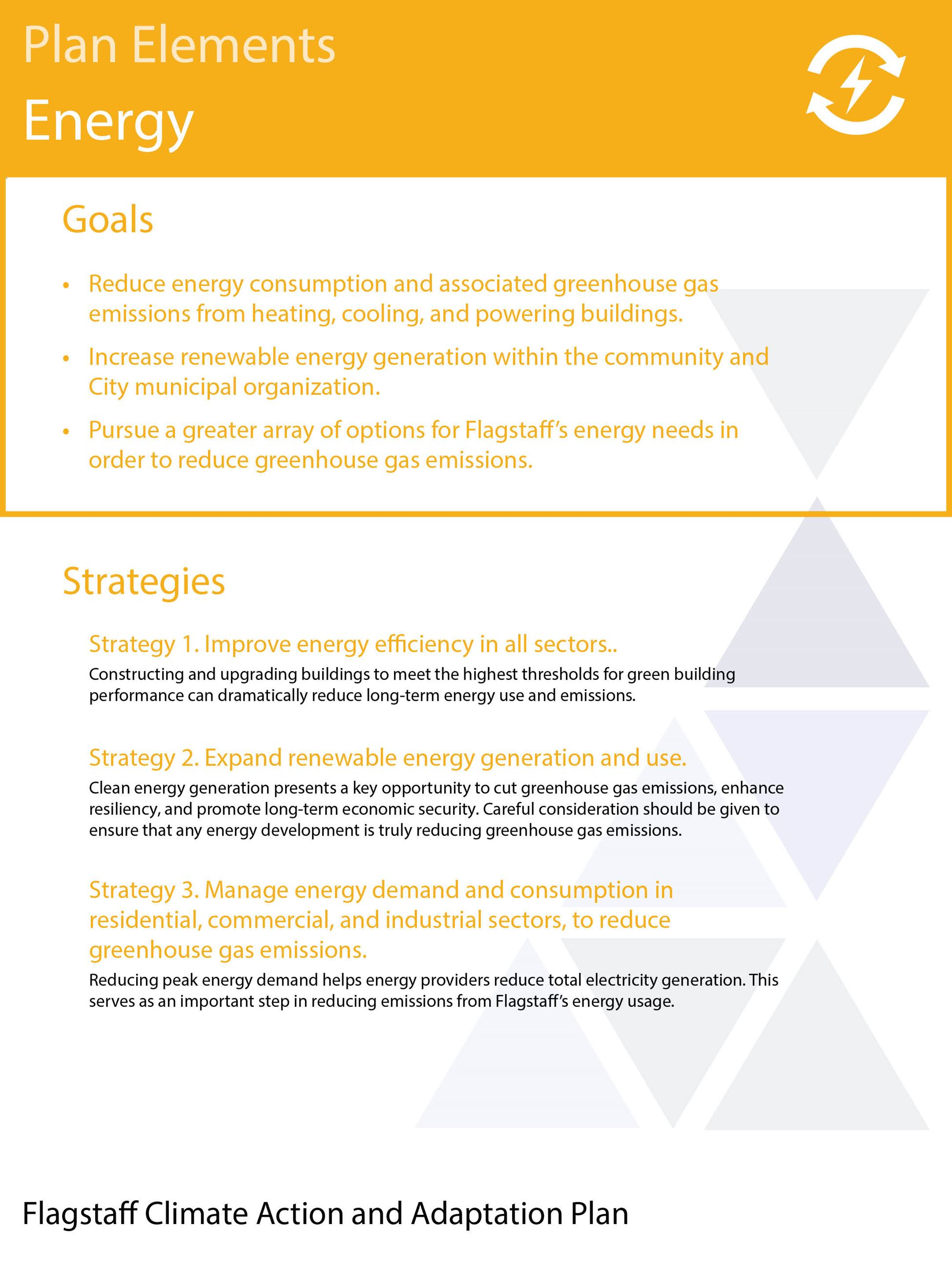 energy goals and strategies_October Draft