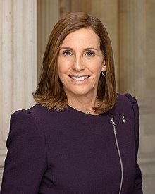 Martha McSally  headshot