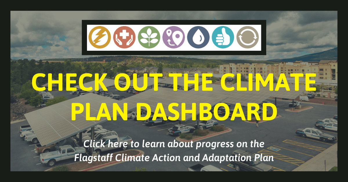 Check out our climate plan dashboard