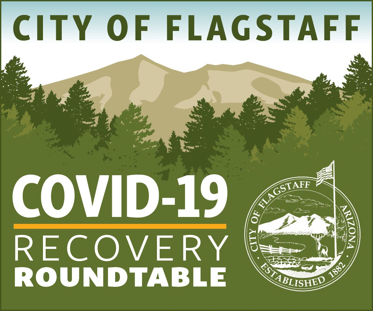 Recovery Roundtable Badge