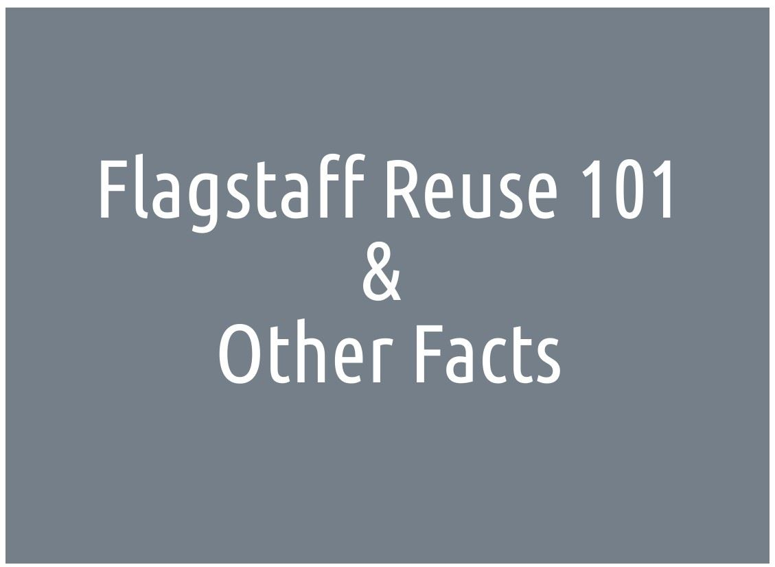 Flagstaff reuse 101 icon