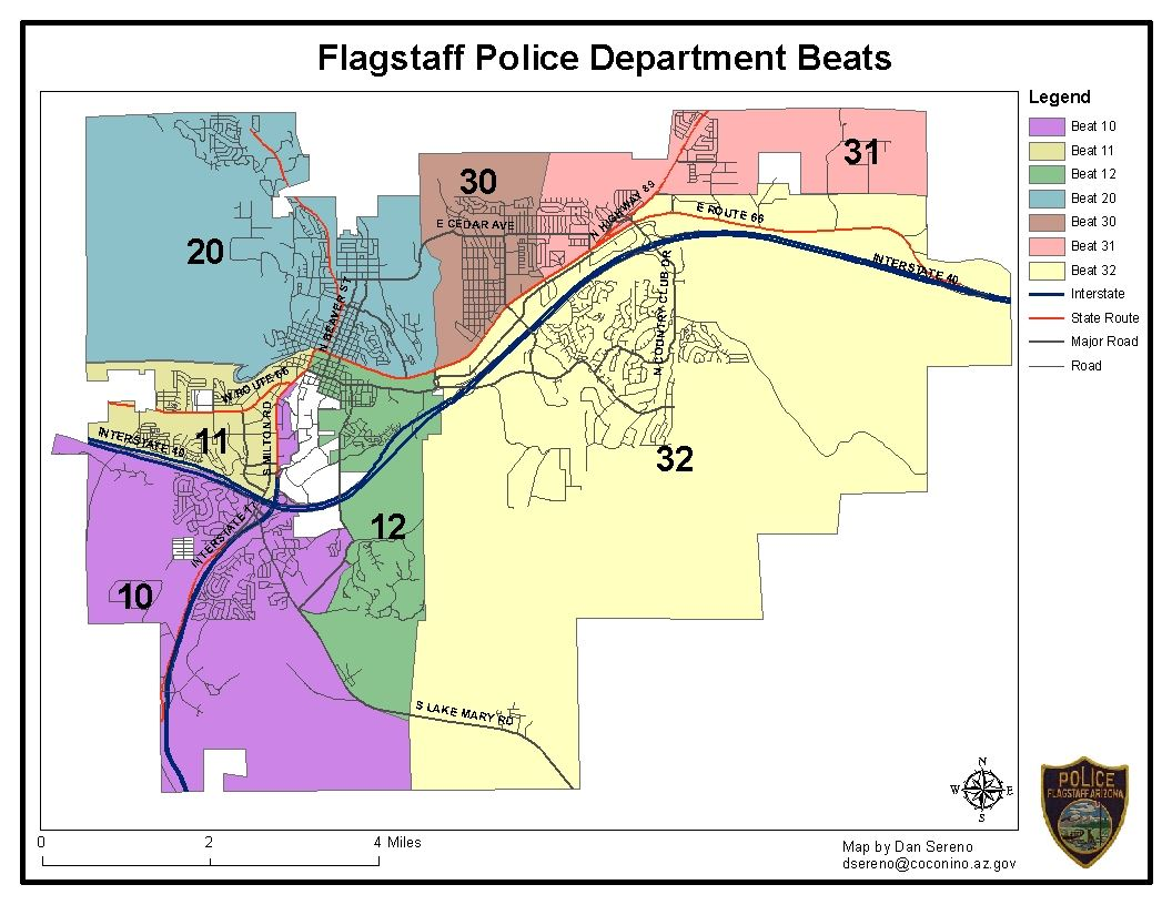 FPD Beat Map