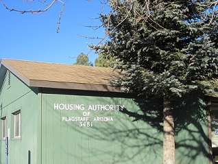 Flagstaff Housing Authority Siler Office