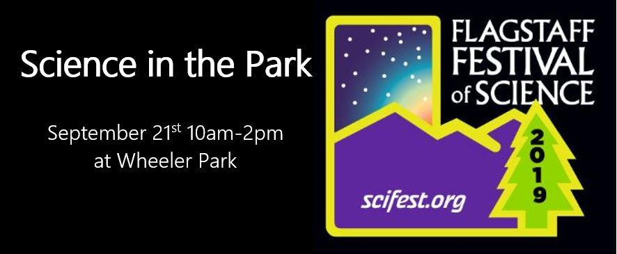 Science in the park post photo