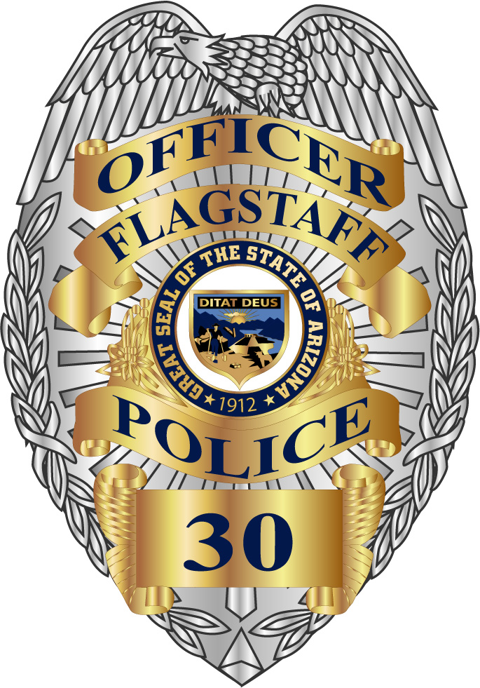 C-129184 FLAGSTAFF POLICE DEPT BADGE AR Officer.jpg