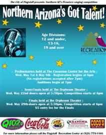 Northern Arizona's Got Talent
