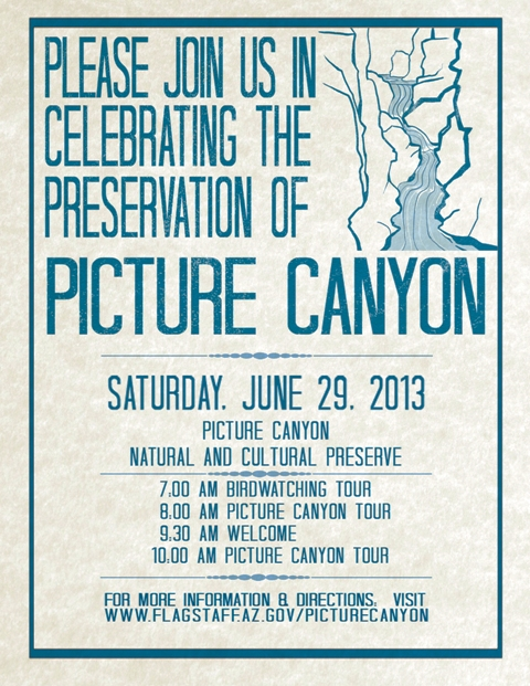 Picture Canyon Celebration