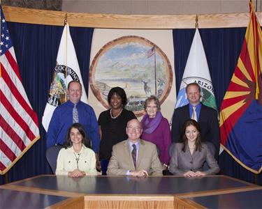Photo of 2014 City Council