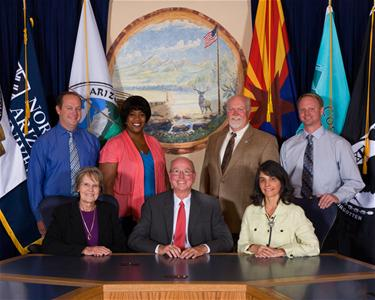 Photo of Flagstaff City Council