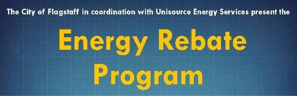 Energy Rebate Program