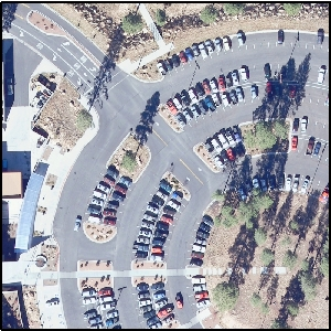 Flagstaff Arial Photo