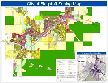2011 Zoning Code Map