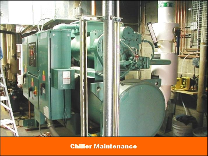 Chiller Maintenance
