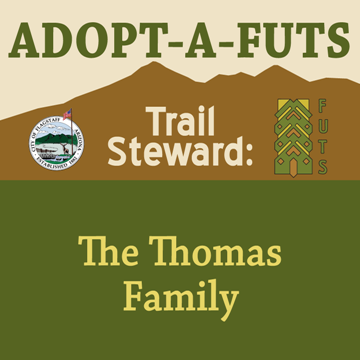 Trail Steward The Thomas Family