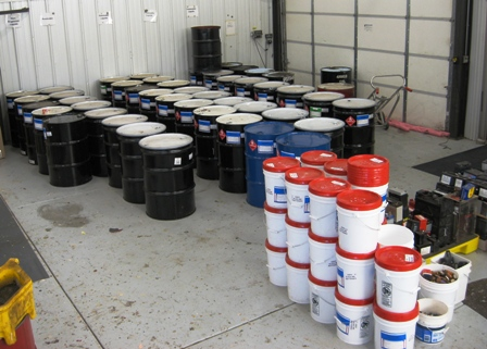 SBWP-Hazardous Waste in the Right Place