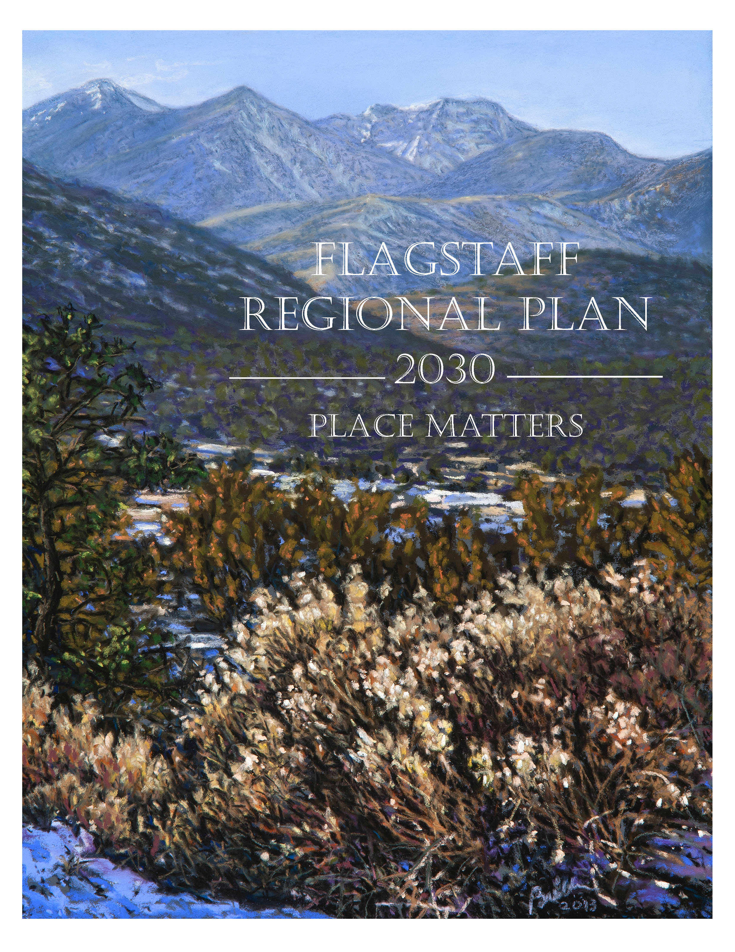 Regional Plan Cover