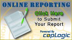 Instructions to File an Online Police Report