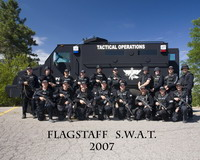 SWAT Team with Lenco Bear
