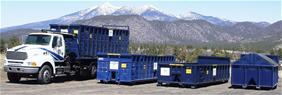 Solid Waste roll off containers